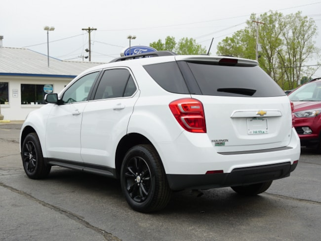 Used 2017 Chevrolet Equinox For Sale at Irish Hills Ford