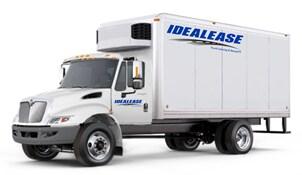 Irl Idealease Ltd 5 Ton Straight Truck Rentals