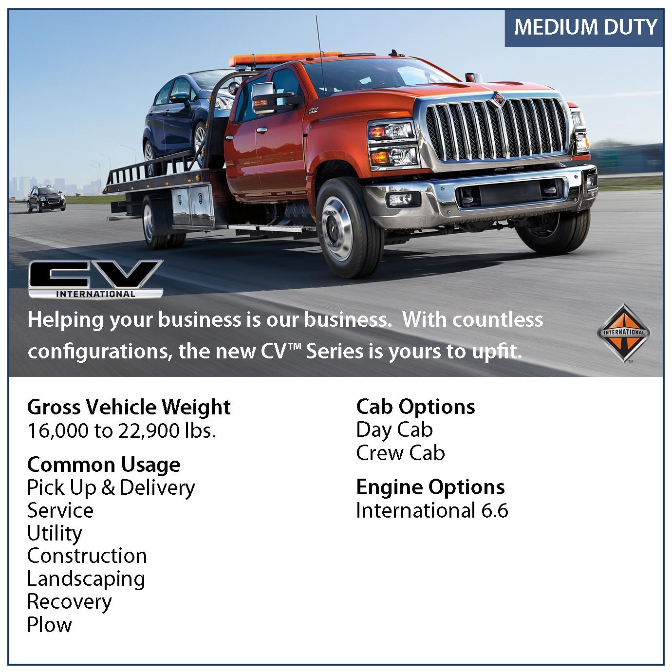 IRL International & IRL Isuzu Trucks | View Our Line Up