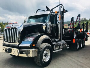 2018 INTERNATIONAL HX 620 8x6 -