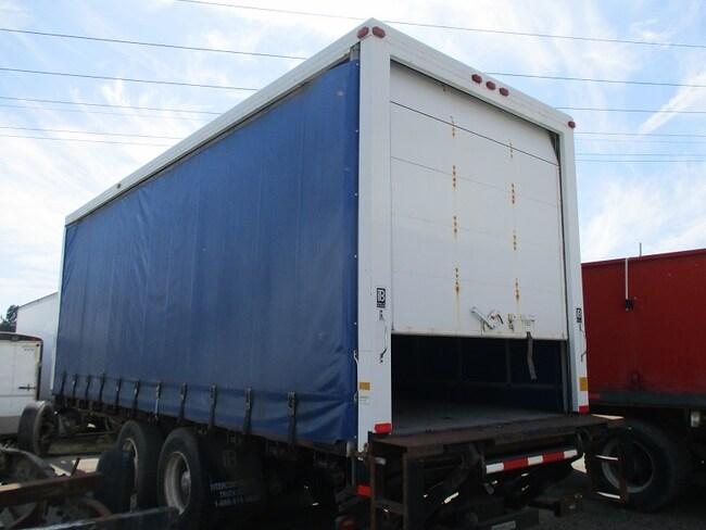 2007 Central Truck Body ITB Van Body