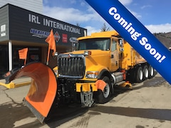 2020 INTERNATIONAL HX 520 8x6