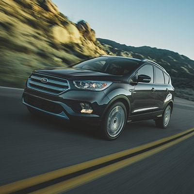 2019 Ford Escape vs Chevy Equinox | Iron Ford
