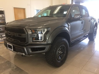 2018 Ford F-150 SVT Raptor Cab; Super Crew