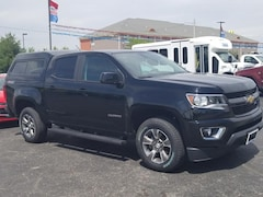 2016 Chevrolet Colorado 4WD Z71 Crew Cab 128.3