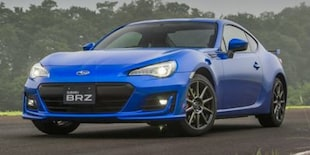 2019 Subaru BRZ Sport Tech Rs Sedan