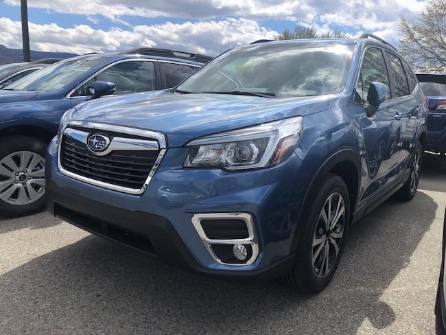 2019 Subaru Forester Limited - Tech SUV