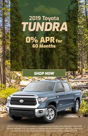 2019 Toyota Tundra - May