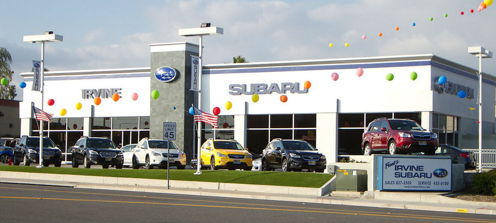 Subaru Dealers Near Me >> Orange County Subaru Dealership Near Me Irvine Subaru