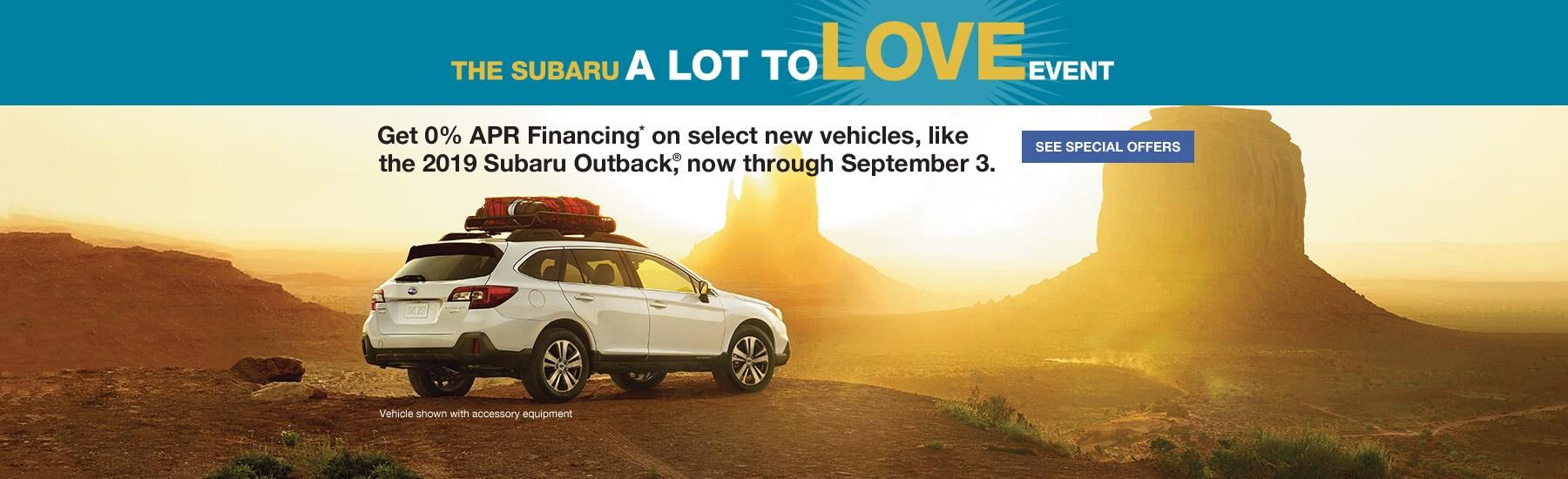 Orange County's Irvine Subaru Dealership   New and Used Cars