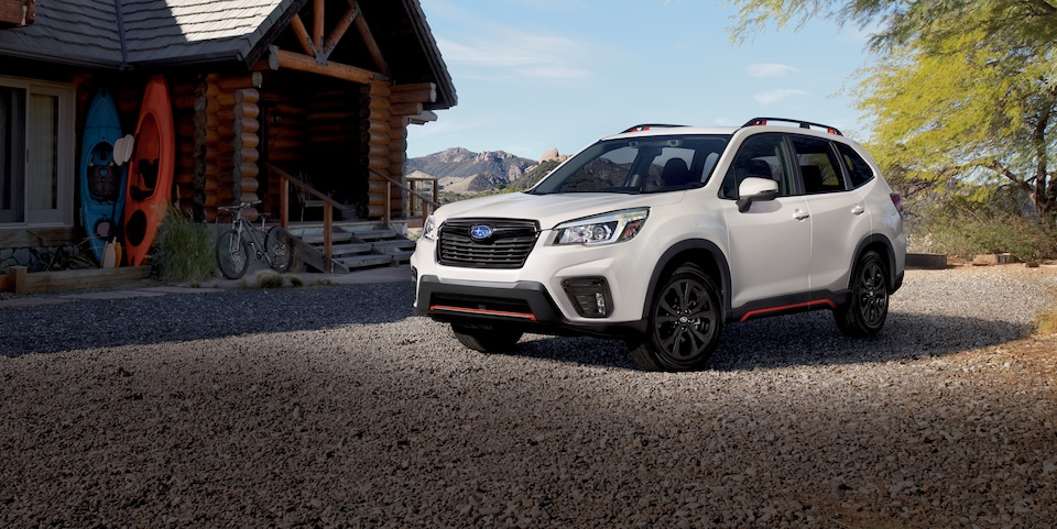 2019 Subaru Forester Orange County Ca