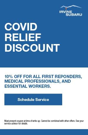 Covid Relief Discount