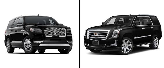 Lincoln Vs Cadillac >> 2020 Lincoln Navigator Vs Cadillac Escalade Irwin Lincoln