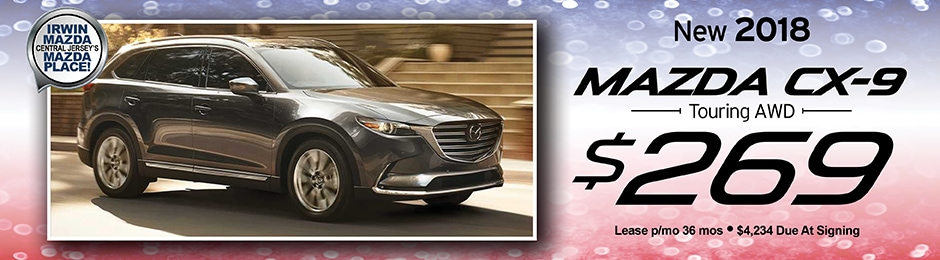Perfect New 2018 Mazda CX 9 Special Offer | Irwin Mazda | NJ Mazda Dealer