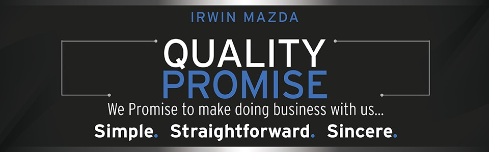 Irwin Mazda | NJ Mazda Dealer
