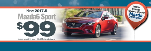 New Mazda6 Special Offer | Irwin Mazda | NJ Mazda Dealer
