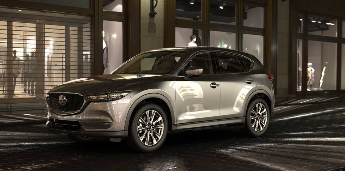 The New 2019 Mazda Cx 5 All That You Want And More Irwin Mazda
