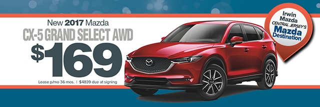 New Mazda CX 5 Special Offer | Irwin Mazda | NJ Mazda Dealer