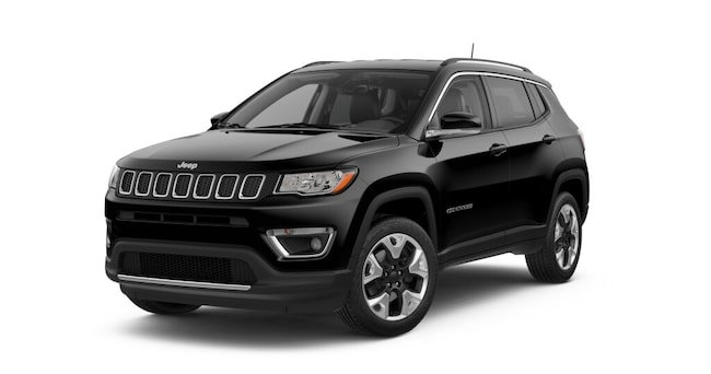 new 2018 Jeep Compass LIMITED 4X4 Sport Utility in Staten Island