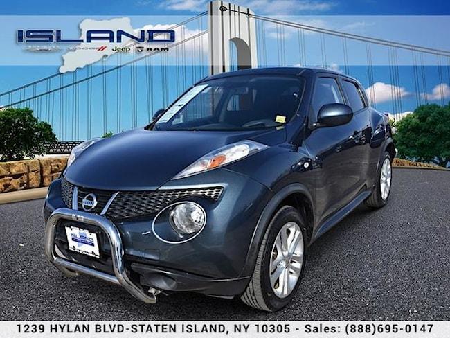 Used 2013 Nissan Juke SV Wagon in Staten Island