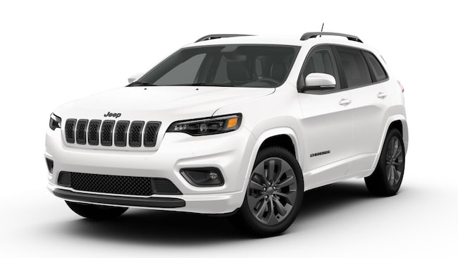 new 2019 Jeep Cherokee HIGH ALTITUDE 4X4 Sport Utility in Staten Island