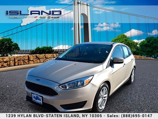 Used 2017 Ford Focus SE in Staten Island