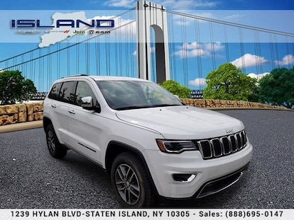Used 2017 Jeep Grand Cherokee Limited For Sale   Staten