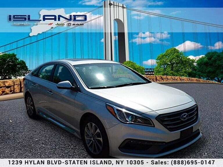2016 Hyundai Sonata at Island CDJR