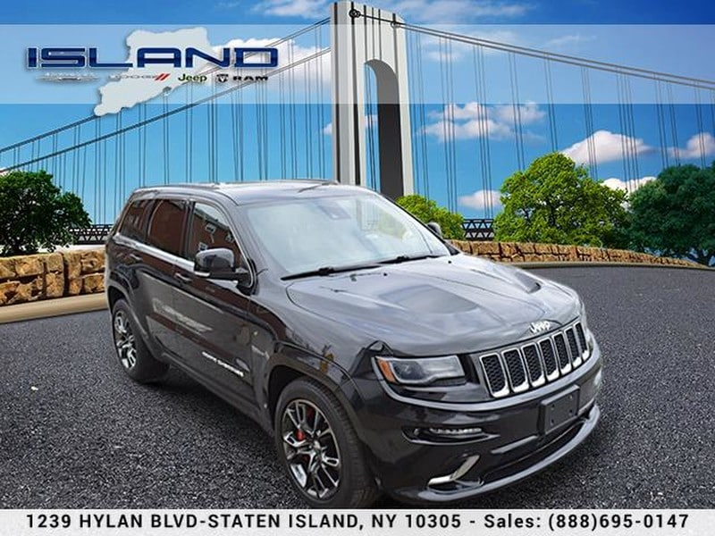Jeep Cherokee Srt8 For Sale >> Used 2014 Jeep Grand Cherokee Srt8 For Sale Staten Island Ny