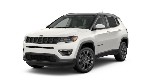 new 2019 Jeep Compass HIGH ALTITUDE 4X4 Sport Utility in Staten Island