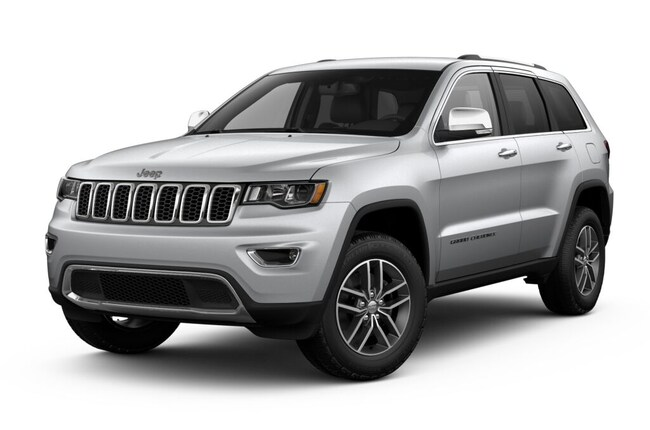 new 2018 Jeep Grand Cherokee LIMITED 4X4 Sport Utility in Staten Island