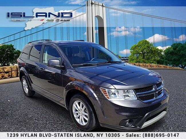Used 2017 Dodge Journey SXT SUV in Staten Island