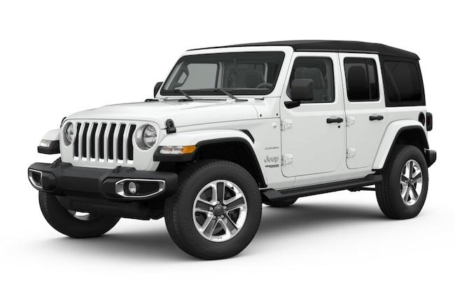 new 2018 Jeep Wrangler UNLIMITED SAHARA 4X4 Sport Utility in Staten Island
