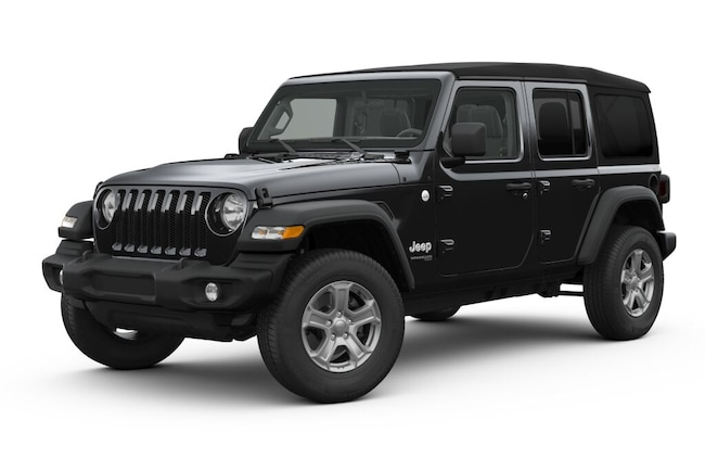 new 2018 Jeep Wrangler UNLIMITED SPORT S 4X4 Sport Utility in Staten Island