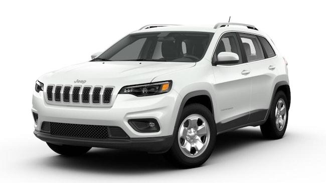 new 2019 Jeep Cherokee LATITUDE 4X4 Sport Utility in Staten Island