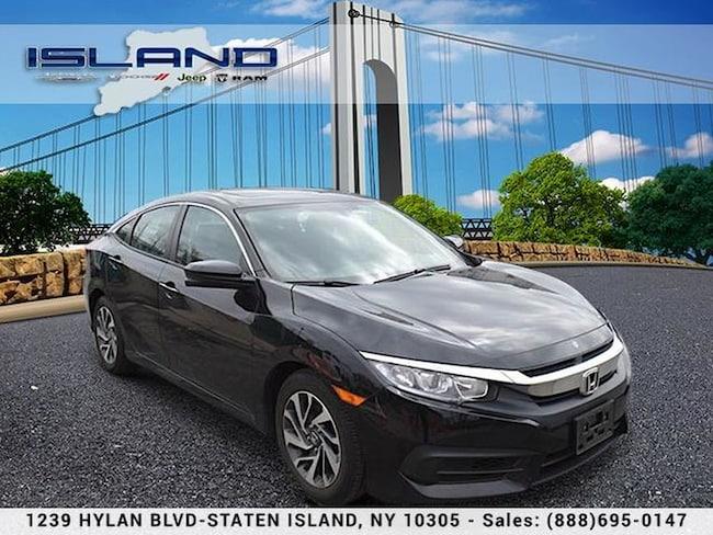 Used 2016 Honda Civic Sedan EX Sedan in Staten Island
