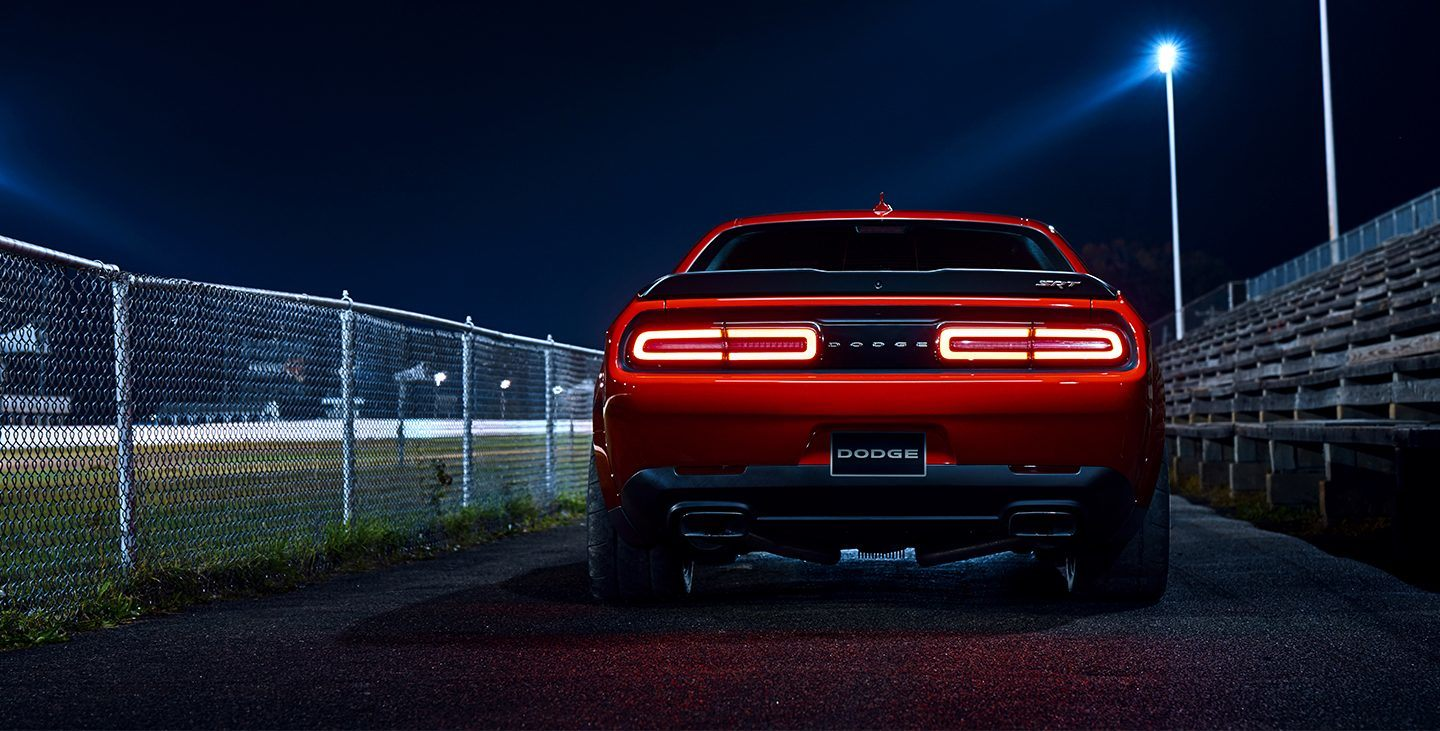 2018 Dodge Challenger Demon at Staten Island Dodge Dealership