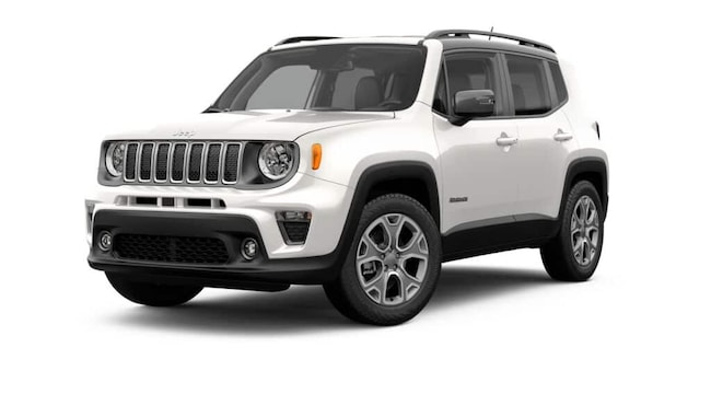 new 2019 Jeep Renegade LIMITED 4X4 Sport Utility in Staten Island