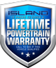 Lifetime Powertrain Warrenty
