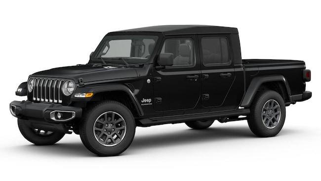new 2020 Jeep Gladiator OVERLAND 4X4 Crew Cab in Staten Island