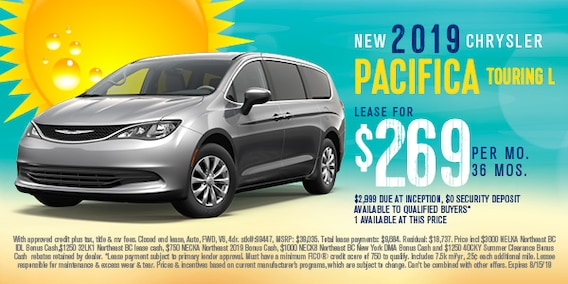 New Chrysler Dodge Jeep RAM Lease Specials in Staten Island