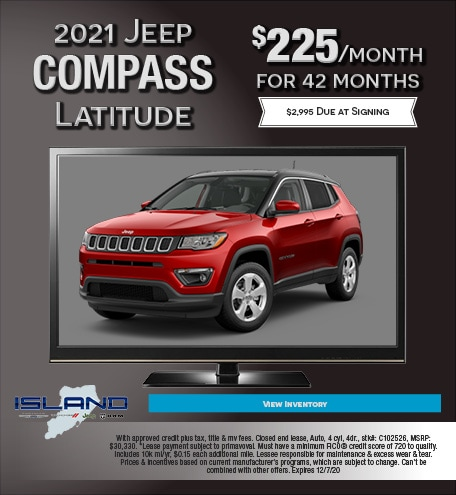 Updated November 2021 Jeep Compass