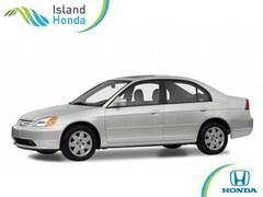 2001 Honda Civic LX Coupe Kahului, HI