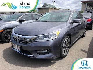 Used 2016 Honda Accord EX-L Sedan Kahului, HI