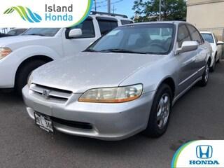 Used 1999 Honda Accord EX V6 Sedan Kahului, HI