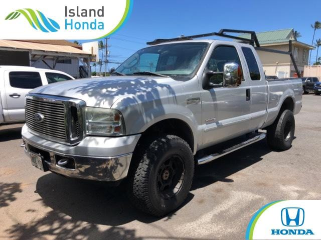 2007 Ford F-350 Truck Super Cab