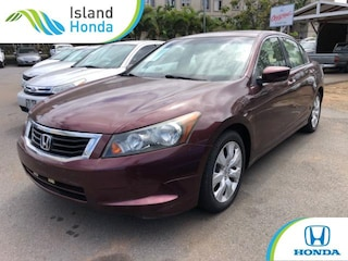 Used 2008 Honda Accord 2.4 EX-L Sedan Kahului, HI