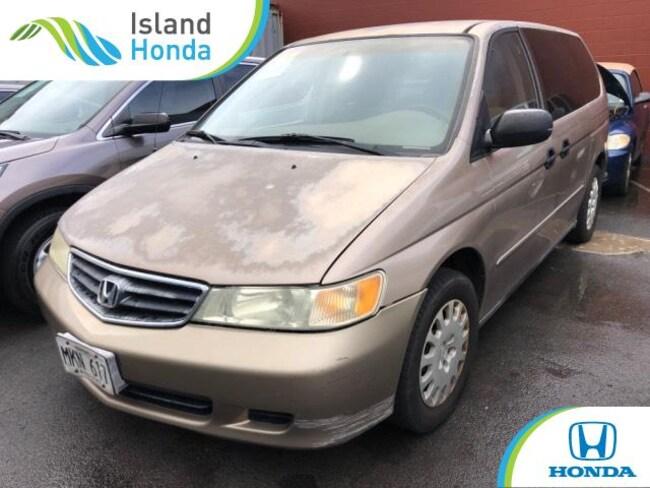 2003 Honda Odyssey LX Van Kahului, HI