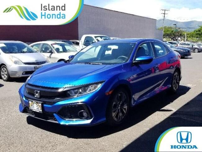 2017 Honda Civic EX Hatchback Kahului, HI
