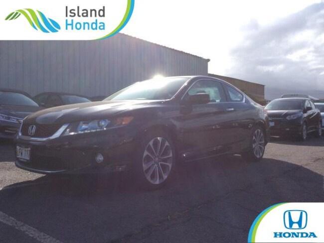 2015 Honda Accord EX-L V-6 Coupe Kahului, HI